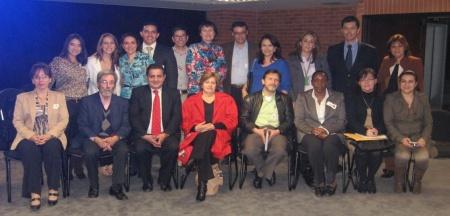 Reunión para la concertación del Marco Estratégico Nacional